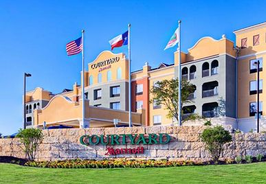 Courtyard Marriott San Antonio Sea World Westover Hills. Checkout my review!
