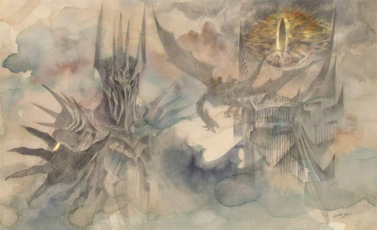 Sauron by Memento 1113