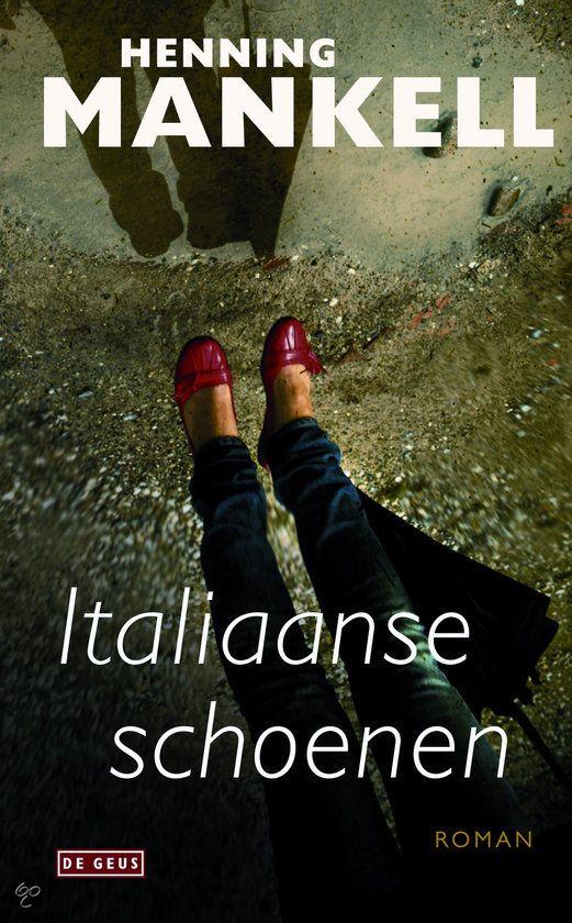 Italiaanse schoenen -  Henning Mankell - Geen misdaadroman, maar een verhaal over een man op een onbewoond eiland. Je voelt de eenzaamheid en de kou en dat de man langzaam ontdooit. Lees de recensie van Anneke maar eens! Even doorklikken. (18-1-2012)
