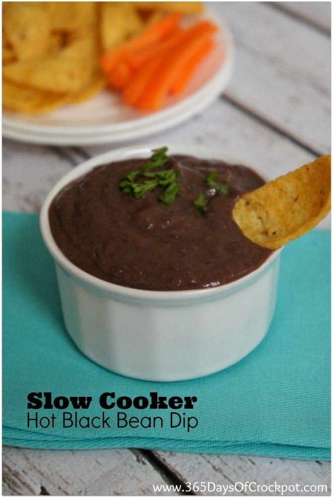 ... black bean dip easy crockpot recipe for warm black bean dip you can