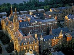 Georgetown University (McDonough School), Chances of Admissions