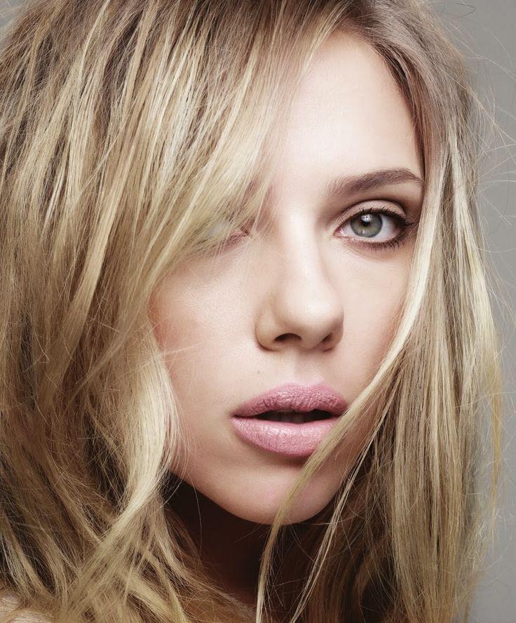 Scarlett Johansson by Rankin for Elle
