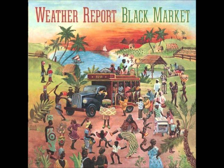 Weather Report-Cannon Ball