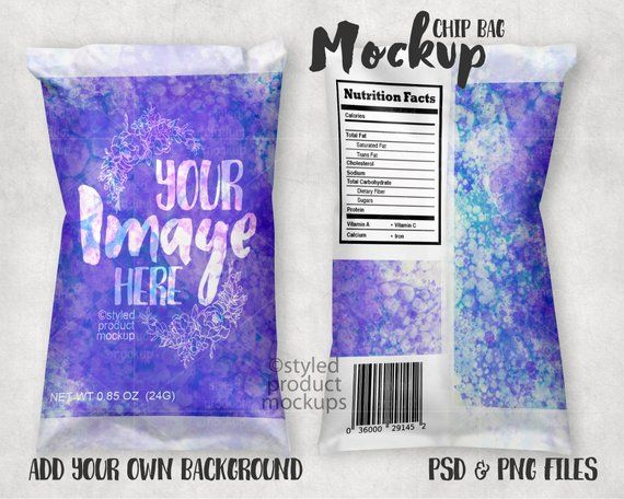 Download Potato Chip Bag Label Mockup Add Your Own Image And Etsy Free Packaging Mockup Free Psd Mockups Templates Mockup Free Psd