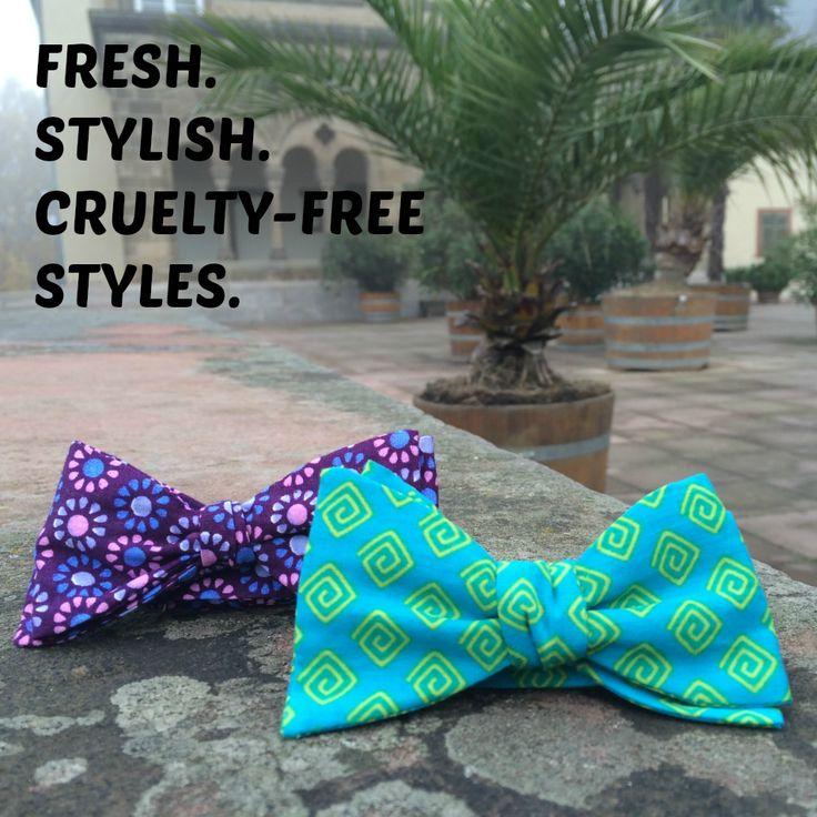 Fresh, cotton, vegan bow ties. Made in Europe, ship wordwide. www.artisara.com
