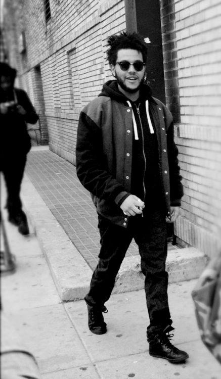 The Weeknd ✗♥O.... Partying with him is soooo on my bucket list