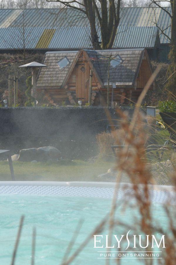 Geniet van verkwikkende baden tijdens jouw dagje wellness bij wellnessresort Elysium in Bleiswijk