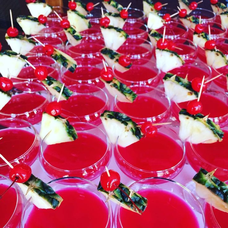 Special Cocktails for our Highschool Sweethearts at the wedding here today