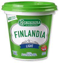 Cheesecake con Salsa de Frutos Rojos con Queso Finlandia La Serenísima