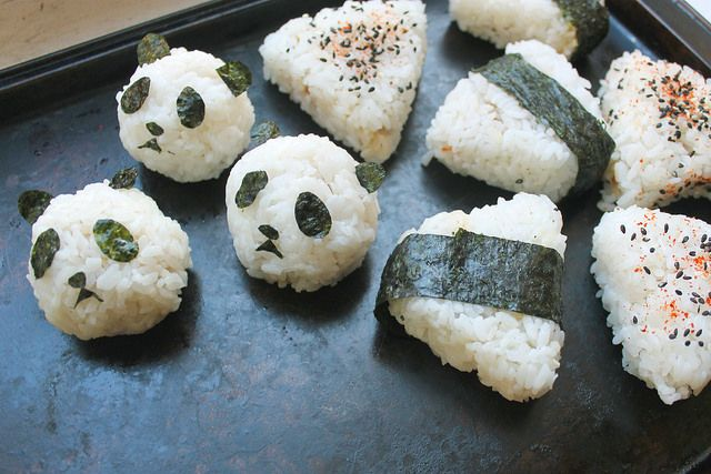 How to Make Japanese Rice Balls by Anna Hezel, food52 #Rice_Balls #Japanese #Kids