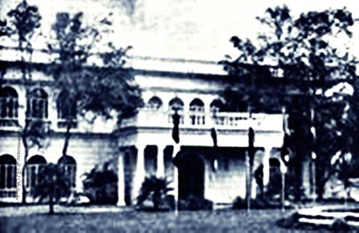 1951,antigua sede de la ODECA, Organizacion de Estados Centro Americanos, ahora LA CASONA de Centro Comercial Galerias