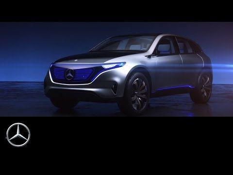 Mercedes Concept EQ - Elektromobil | Alza.cz