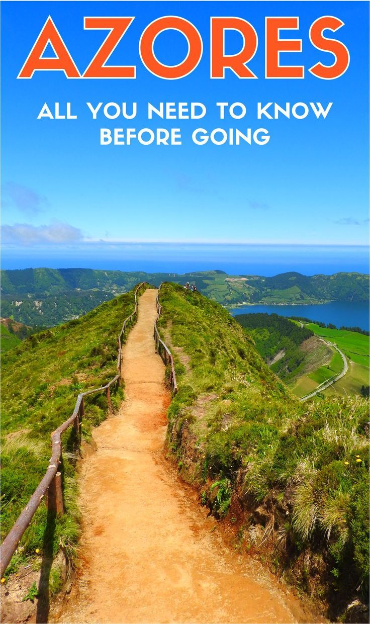 Insider travel tips and advice with everything you need to know before a trip to the magical Azores Islands! @visitazores /visitportugal/ #azores #portugal #visitportugal #travel