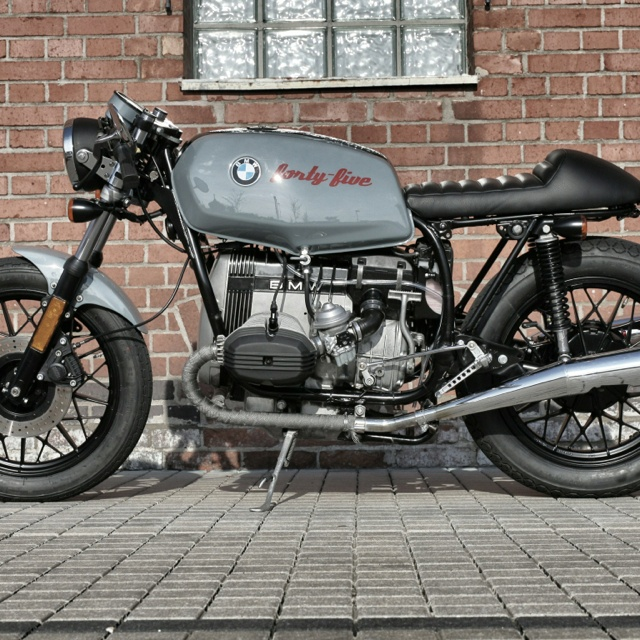 bmw r45 cafe racer bmw r pinterest bmw and cafe racers. Black Bedroom Furniture Sets. Home Design Ideas