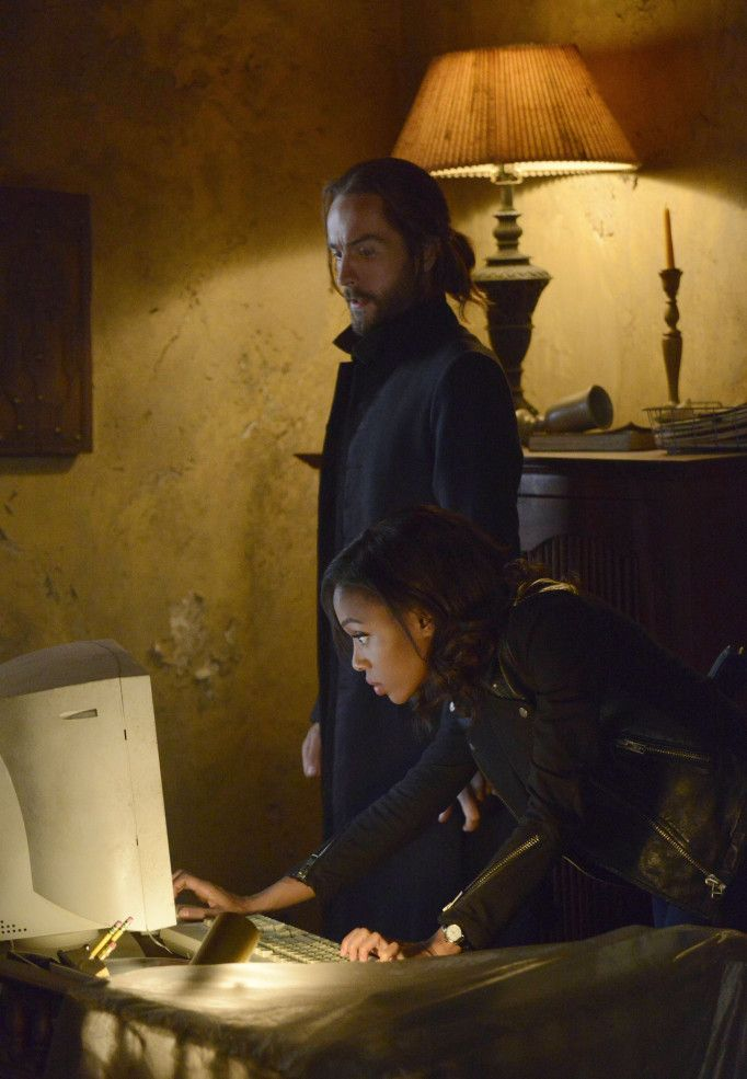 will abbie and ichabod hook up In the season 2 finale of sleepy hollow, ichabod a cellphone video the two had shot in an earlier episode ended up convincing ichabod that abbie's.