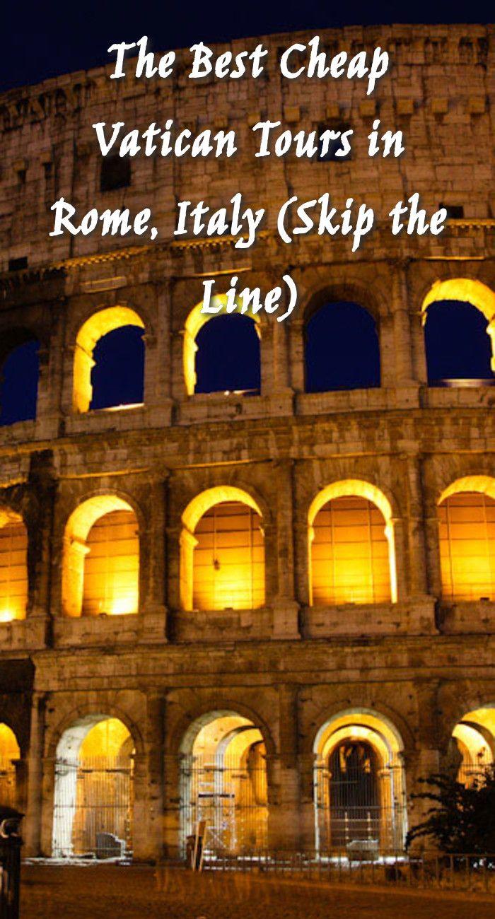 Cheap Hotels Near Vatican City Rome Italy