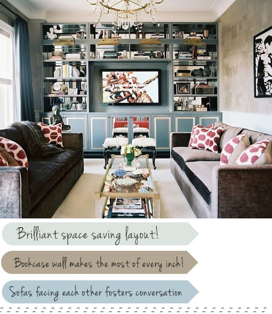 Sofa And Loveseat Opposite Each Other: 25+ Best Bookcase Behind Sofa Ideas On Pinterest
