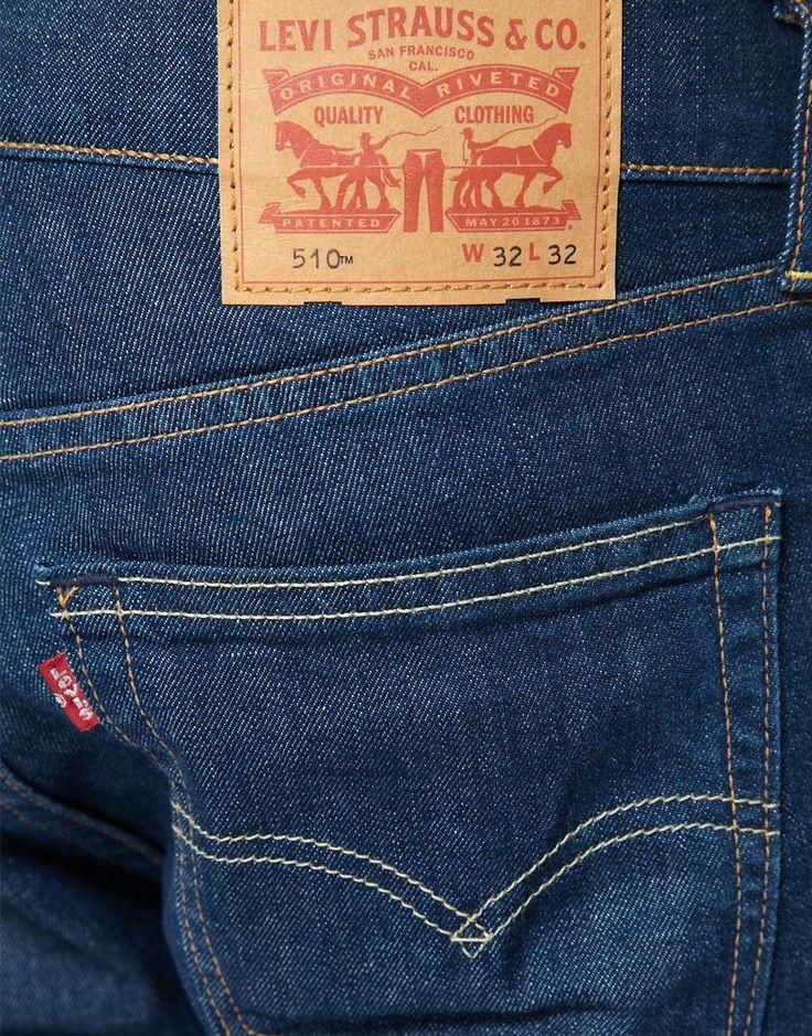 Guide coupe jean levis femme