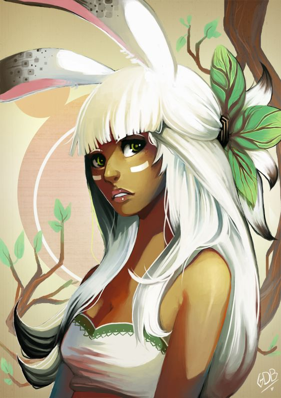 Forest Viera by GDBee.deviantart.com on @deviantART