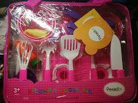 GiveAway Vip's: Le Recensioni di Cristina - Kit di giocattoli per ...