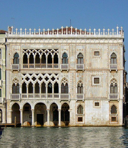 Google Image Result for http://upload.wikimedia.org/wikipedia/commons/f/f6/Ca_dOro_Venice_Italy.jpg