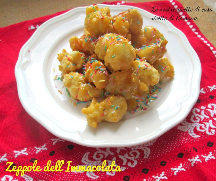 Zeppole dell'Immacolata, ricetta tipica campana