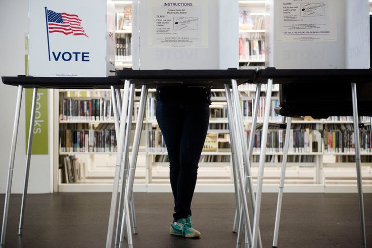 What's driving you to the polls today? We may feature your response on our home page or on social media.
