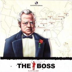 jeu de société The Boss, à partir de 10 ans. Stratégie, bluff, ambiance