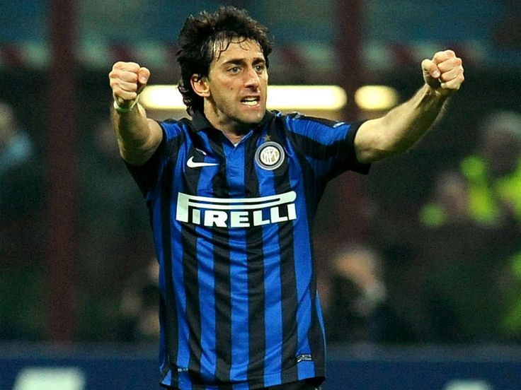 May 22, 2010:Diego Milito scores twice as Inter Milan wins the UEFA league championship becoming the first Italy team to win a Treble.