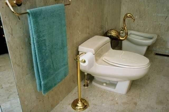 How To Fix A Clogged Toilet With Blue Towel ~ http://lanewstalk.com/tips-of-how-to-fix-a-clogged-toilet/