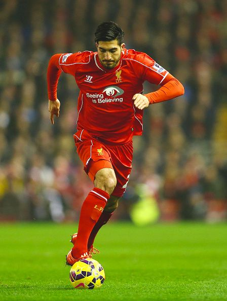 The future midfield general... Emre Can. #LFC
