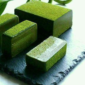 レシピあり!抹茶テリーヌ | *mioka*さんのお料理 ペコリ by Ameba - 手作り料理写真と簡単レシピでつながるコミュニティ -