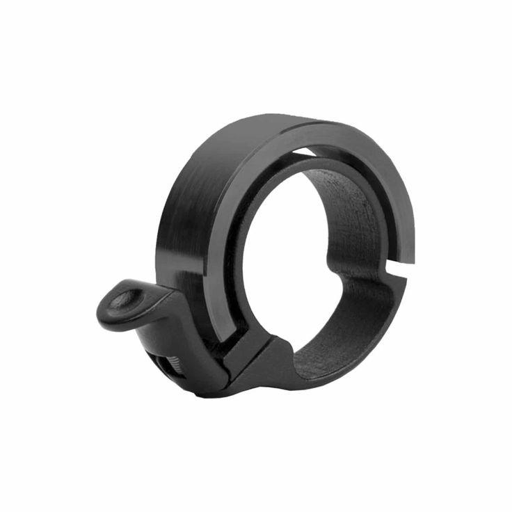 Sonette OI Noir - Un accessoire design qui épouse le cintre de votre vélo - 19,95 €