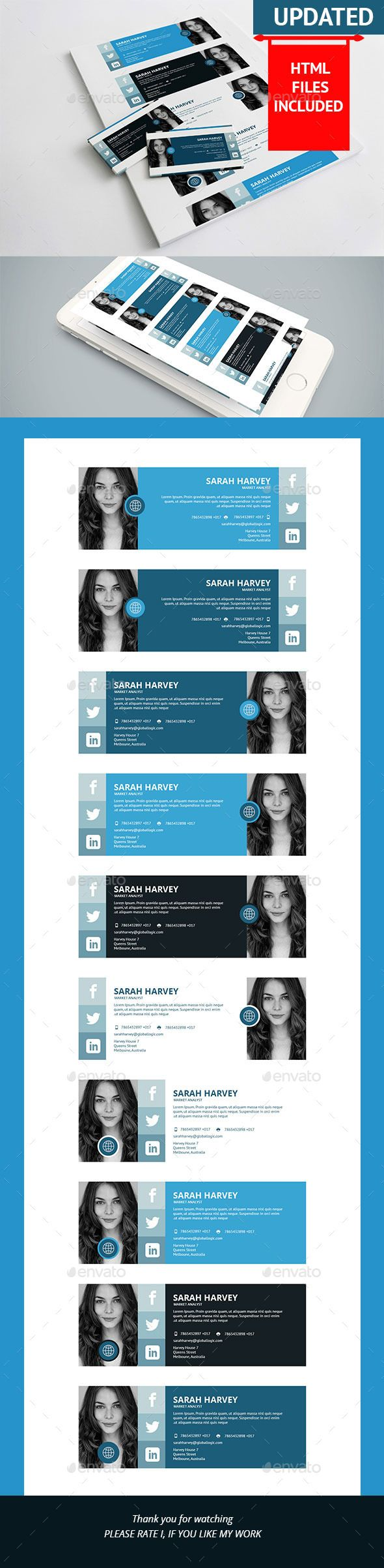 19 best images about Email Signature Designs on Pinterest ...