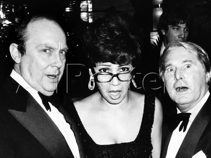 Morecambe and Wise with Shirley Bassey