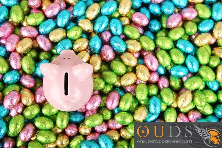 The Easter holidays are a time to be with family. During April, retail sales volumes increase dramatically as more and more consumers are in the shops to purchase items for Easter. It is a time when consumers usually overspend and overindulge using credit, which can lead to high levels of debt. OUDS discusses