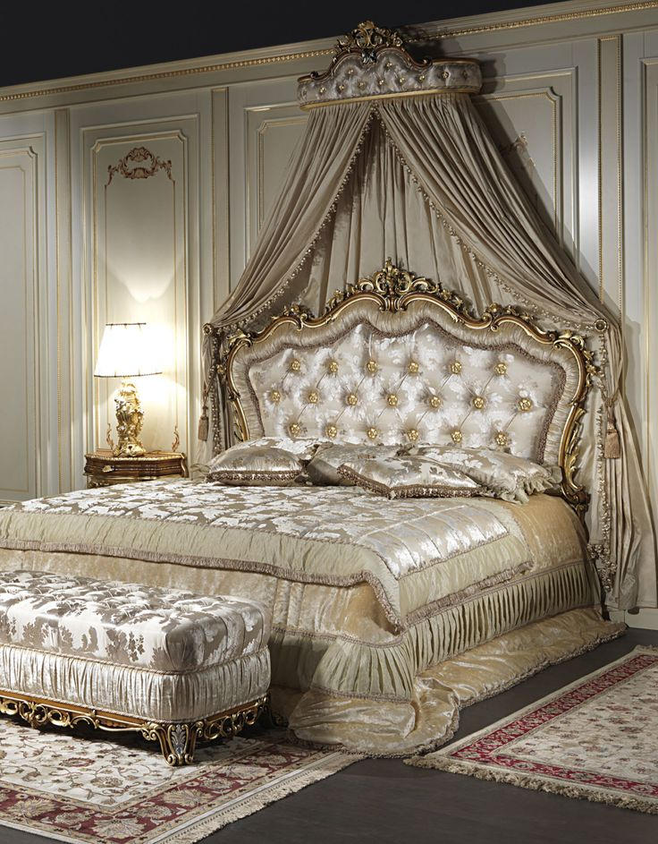 Best 25 baroque bedroom ideas only on pinterest black for French baroque bed