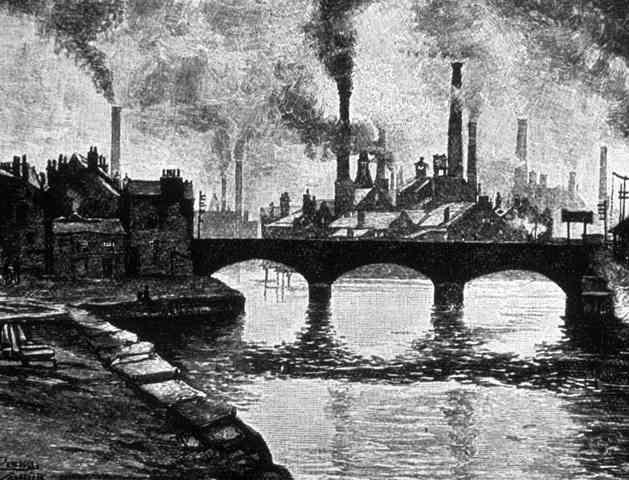 Industrial Revolution .. http://www.pinterest.com/davenportsdiva/industrial-revolution/