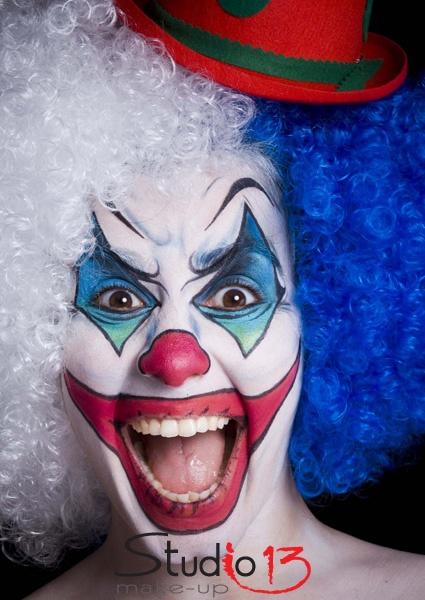cute clown faces - 425×600