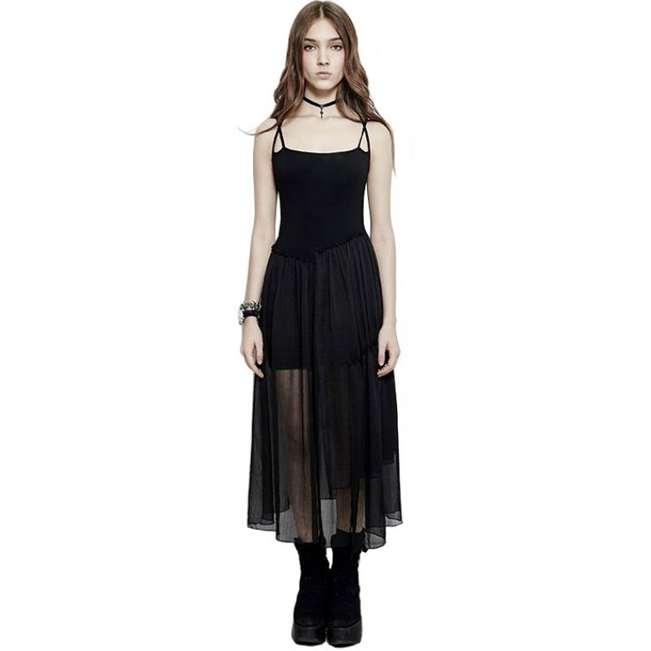 Punk Rave - Goth Vintage Ballerina 2 Piece Dress