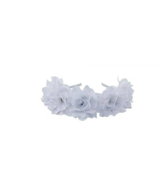18 Flower Crown White Png Crown Png White Flower Crown Flower Crown