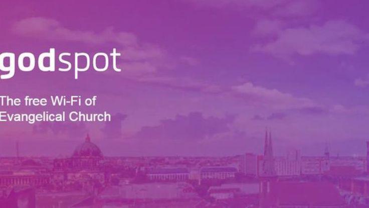 """o llaman el Godspot o el """"Hotspot de Dios"""" y se trata de implementar el proveedor de internet más grande y sin costo para los ciudadanos de Alemania. Ahora bien, la idea ya está en marc…"""