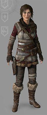 Spirit Weaver, Rise of the Tomb Raider