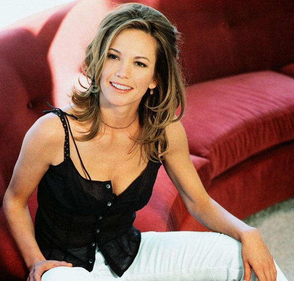 I hope that I am in as incredible shape as Diane Lane when I am her age. She has remained beautiful across the years!