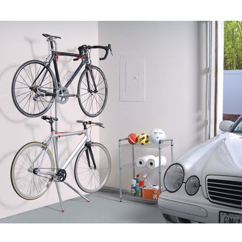 Art of Storage 2 Bike Freestanding Bike Rack