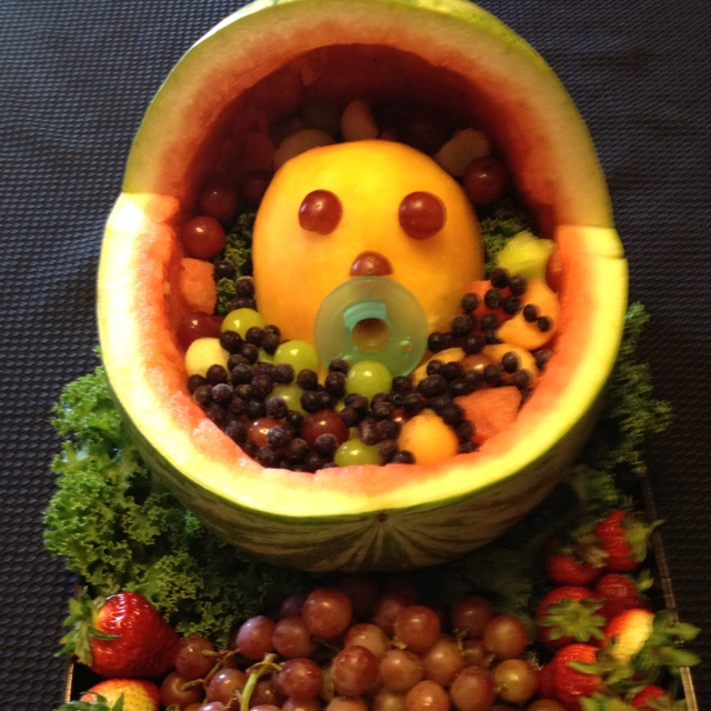 baby shower fruit salad food main dishes pinterest babies baby