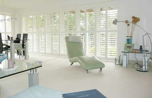 Let There Be Light Naturally With Plantation Shutters