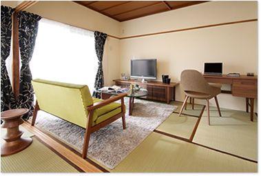 和室 : 一人暮らしの6畳、7畳に合う安い家具 001