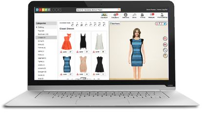 Your virtual wardrobe where things will never be less to wear ......at www.dishylooks.com