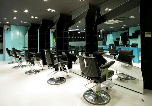 The Best Hair Salon : Salons, Salon design and Barber shop on Pinterest